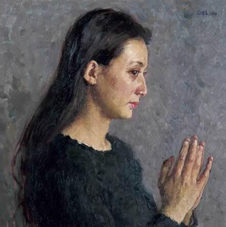 靳尚谊 祈祷