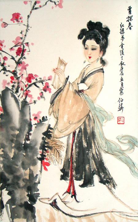 金陵十二钗-探春