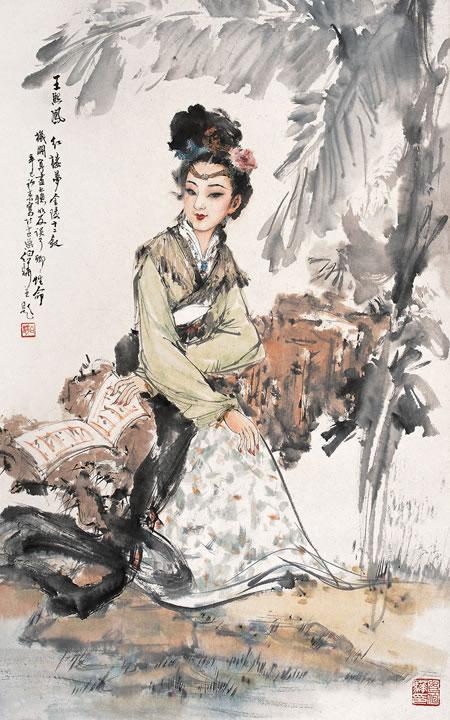 金陵十二钗-王熙凤