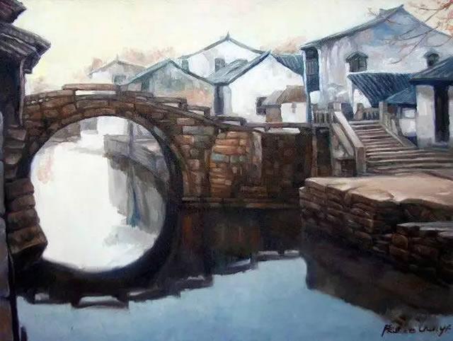 《故乡的回忆——双桥》