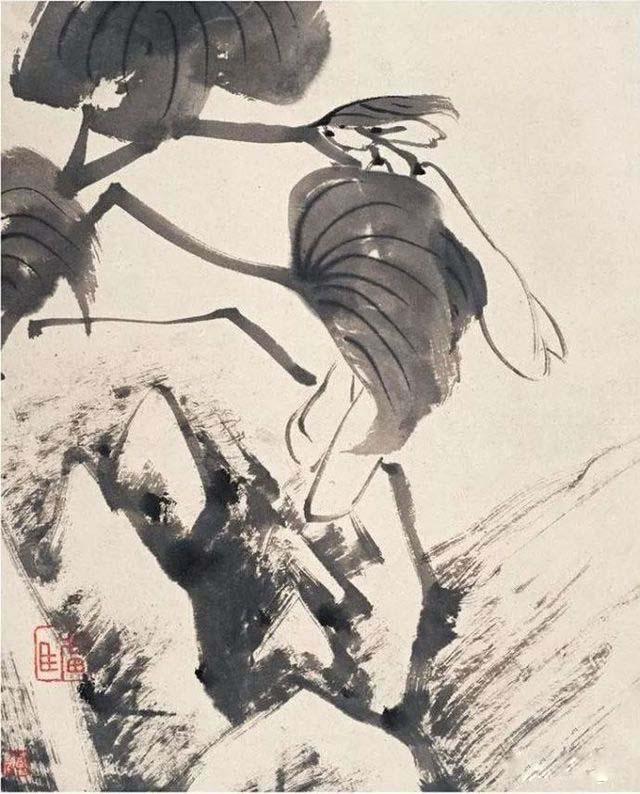 八大山人、石涛《杂画册》