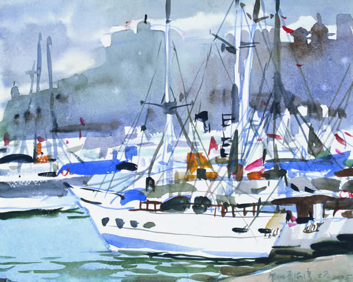 摩纳哥海湾 20 25 2005年