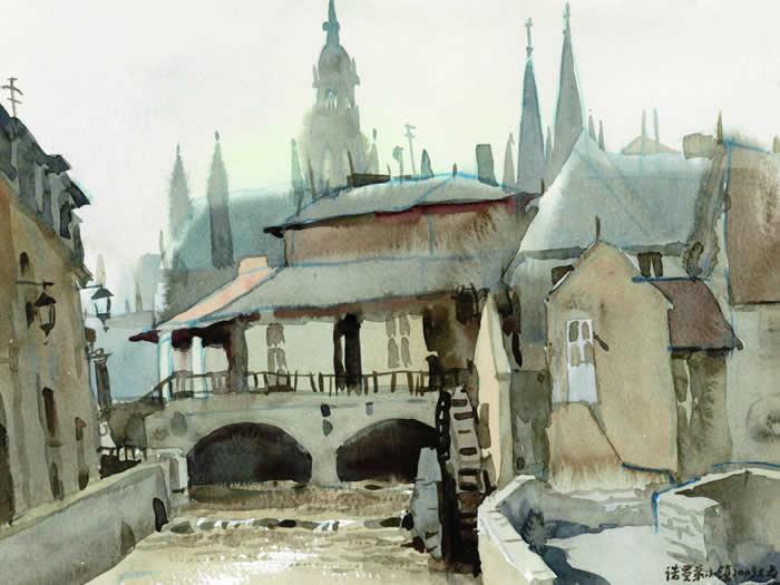 诺曼底小镇 24 31 2003年