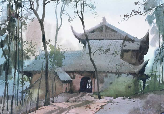 青城天下幽 28 40 1981年