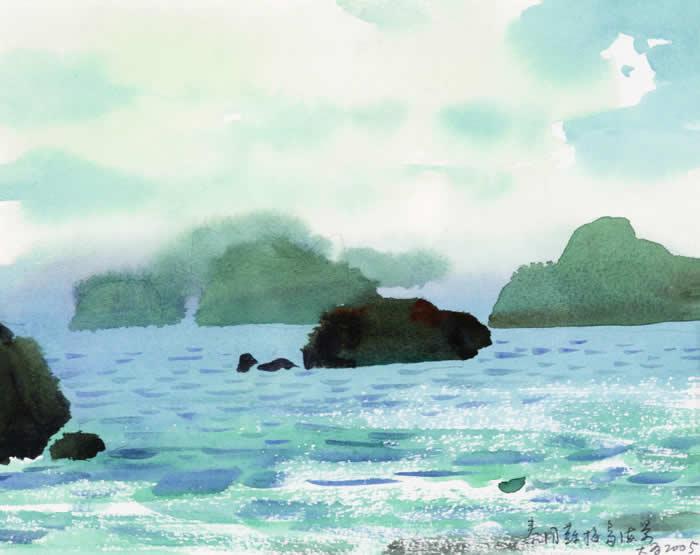 苏梅岛海景 20 25 2005年