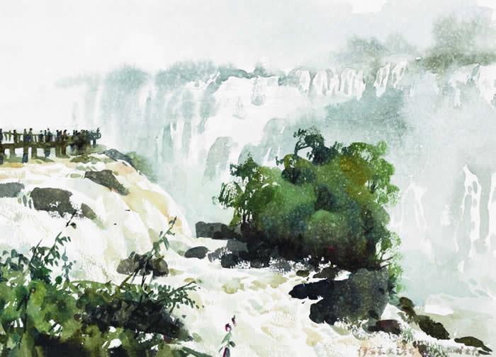 伊瓜苏大瀑布 26 36 2008年