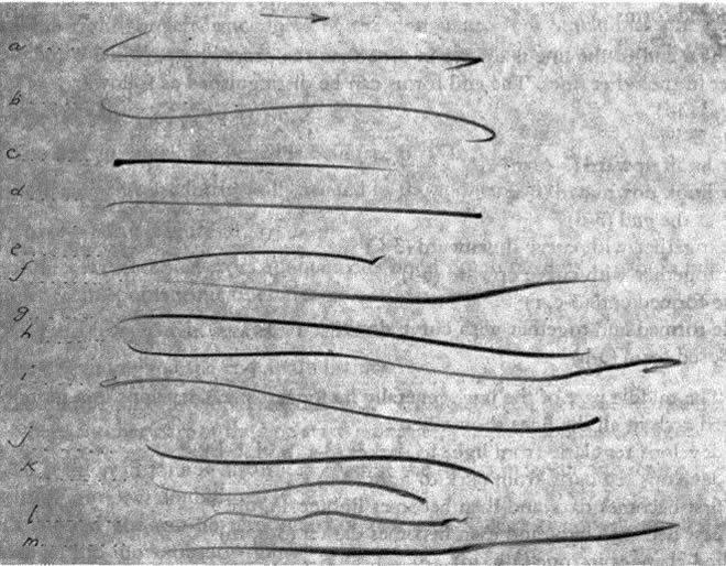 范丹齐格的笔触法 | M. M. van Dantzig