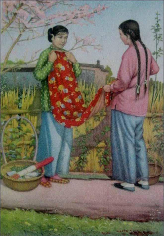 嫁衣(张凡夫作)