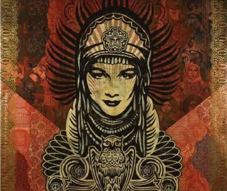 谢帕德·费瑞 Peace Goddess, 2007