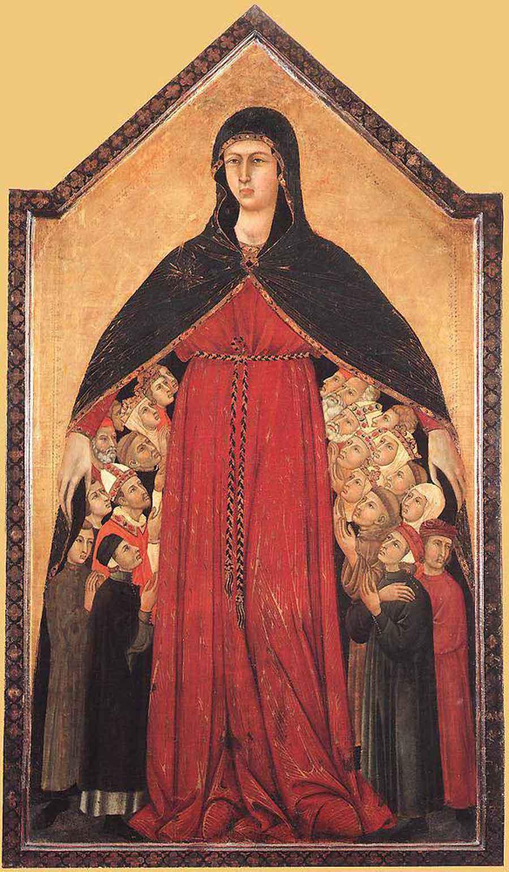 《庄严的圣母》